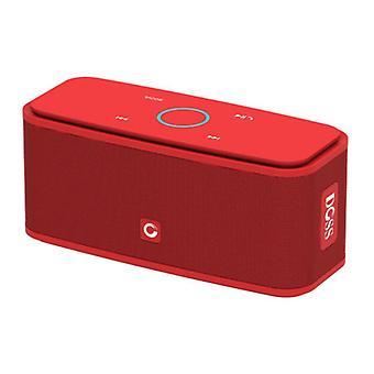 Doss Bluetooth 4.0 Soundbox Wireless Speaker External Wireless Speaker Red