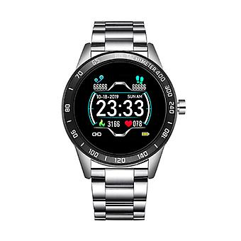 Lige Sports Smartwatch Fitness Sport Activity Tracker Smartphone Watch iOS Android iPhone Samsung Huawei Gold Silver