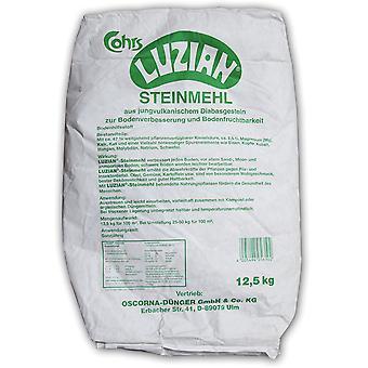 OSCORNA® Luzian steenmeel, 12,5 kg