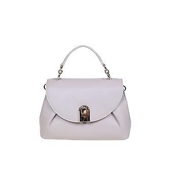 Furla 1044979 Women's Beige Leather Handbag
