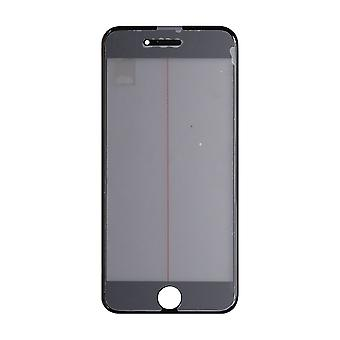4 W 1 Black Top Glass & Frame For iPhone 8 - SE2 | iParts4u