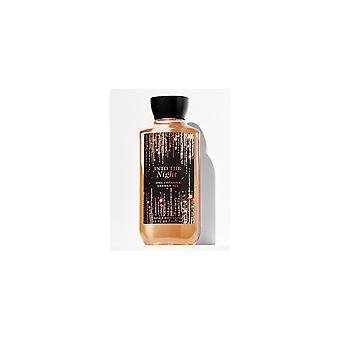 (2 Pack) Bath & Body Works Into The Night Shower Gel 10 fl oz / 295 ml