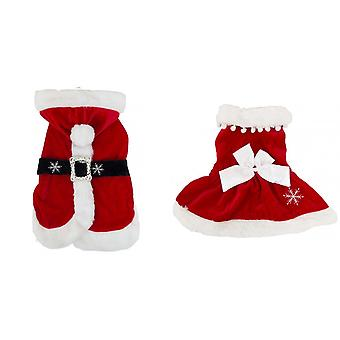 Pet Brands Dog Clause Costume
