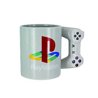 Playstation Controller Shaped Mug Coffee Tea Drinks Ceramic Cup