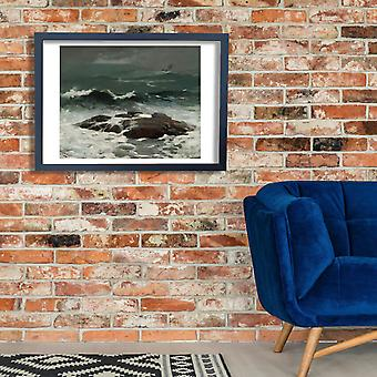 Winslow Homer - Summer Squall Poster Print Giclee