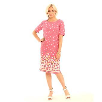 POMODORO Pomodoro Pink Or Blue Dress 62009