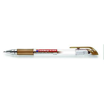 edding-2185 gel rolkoper 10PC 0,7 mm / 4-2185055