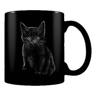Heat-changing Mug - Bat Cat
