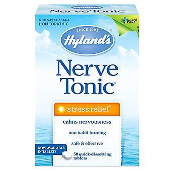 Hyland's nerve tonic quick dissolve tablets, 50 ea
