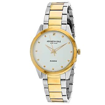 Kenneth Cole Men's Classic Silver Dial Watch - KC50938004