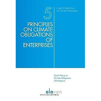 Principles on Climate Obligations of Enterprises by Expert Group on G