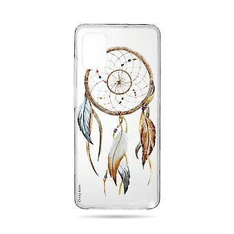 Rumpf für Samsung Galaxy A51 Flexible fängt Natur Träume