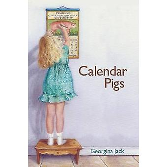 Calendar Pigs by Jack & Georgina
