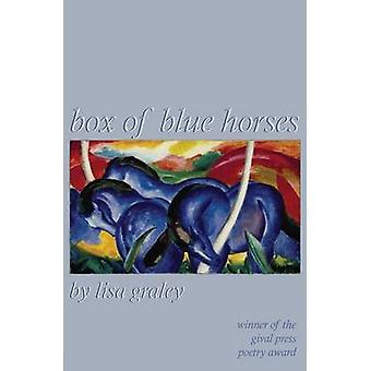Box of Blue Horses by Graley & Lisa