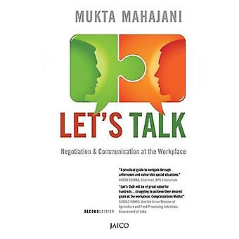 Lets Talk Second Edition by Mahajani & Mukta