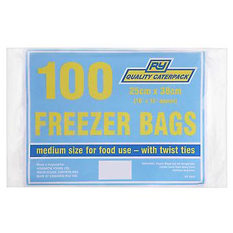 Robinson Young Catering Freezer Bags 25 x 38cm