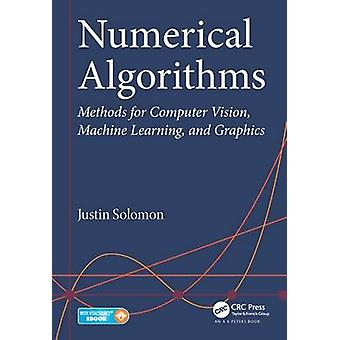 Numerical Algorithms - Methods for Computer Vision - Machine Learning