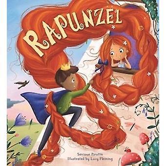 Storytime Classics - Rapunzel by Saviour Pirotta - 9781786039330 Book
