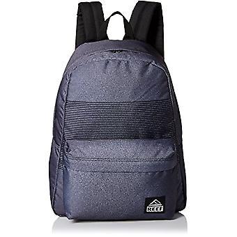 Reef FW17 Casual Backpack - 42 cm - 23.5 liters - Multicolor (Black Pinstripe)