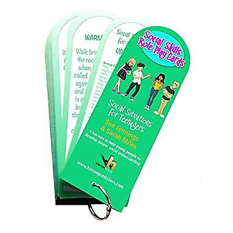 Social Skills Role Play Cards: Social Situations for Teens (Social Skills Role Play Cards)