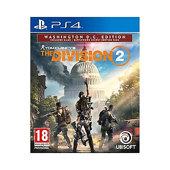 The Division 2 Washington DC (PS4)