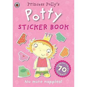 Princess Pollys Potty sticker activity b