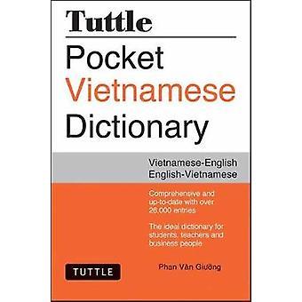 Tuttle Pocket Vietnamese Dictionary - Vietnamese-English / English-Vie
