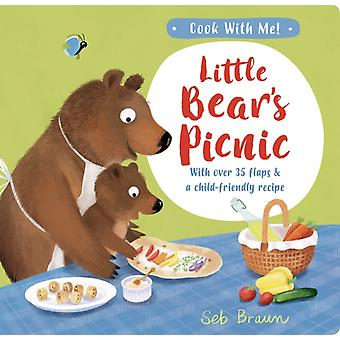 Little Bears Picnic by Kathyrn Smith