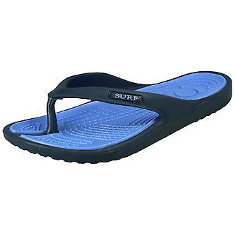 Ladies spot på casual flip flops surf