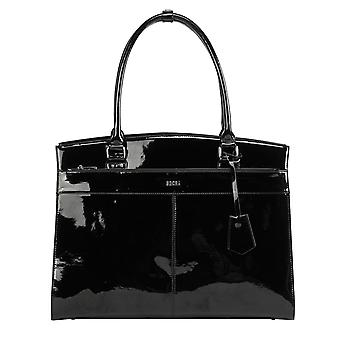 SOCHA Women's Handbag Iconic Mirrow 45 cm, Black