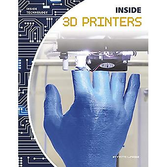 Inside 3D Printers by Yvette LaPierre - 9781641856133 Book