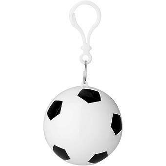 Kugel Erwachsene Unisex teilgenohmen Fußball Regenponcho