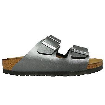 BIRKENSTOCK Ladies Footwear Arizona Icy Metallic
