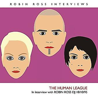 Human League - Interview with Robin Ross 18/10/95 [CD] USA import