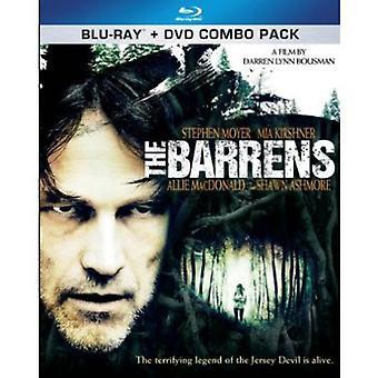 Barrens [BLU-RAY] USA import