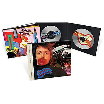 Paul McCartney & Wings - Red Rose Speedway [CD] USA import