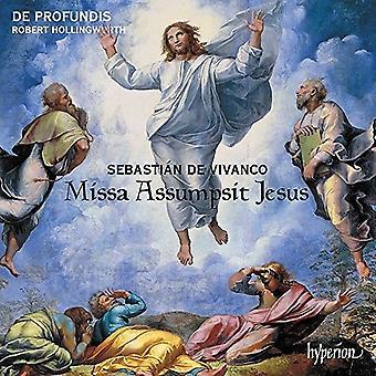 De Profundis - Vivanco: Missa Assumpsit Jesus [CD] USA import