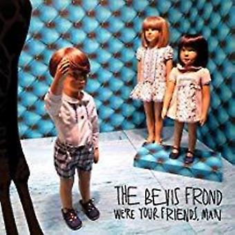 Bevis Frond - We're Your Friends Man [CD] USA import