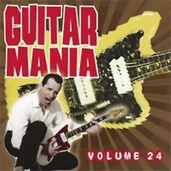 Various Artist - Guitar Mania Vol. 24 [CD] USA import