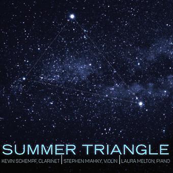 Schempf, Kevin / Miahkey, Stephen / Melton, Laura - Summer Triangle [CD] USA import