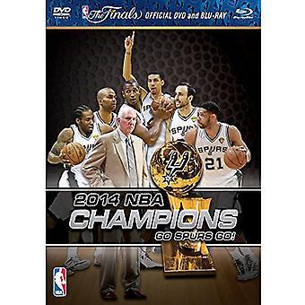 2014 NBA Championship: Highlights [DVD] USA import