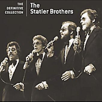 Statler Brothers - Definitive Collection [CD] USA import