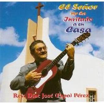 Jose Papo Perez - Senor Me Ha Invitado a Su Casa [CD] USA import