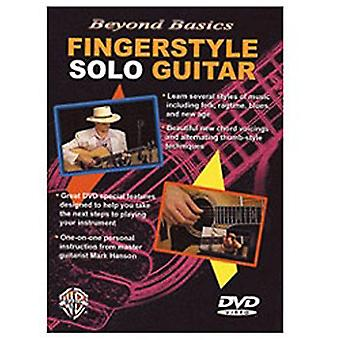 Beyond Basics: Fingerstyle Solo Guitar [DVD] USA import