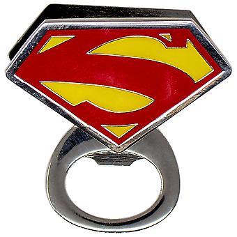 Superman symbol flaskeåpner magnet
