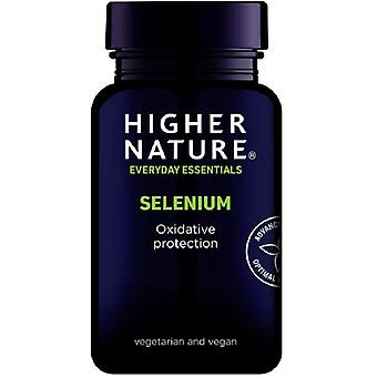 Higher Nature True Food Sélénium Vegetarian Tablets 60 (TSE060)