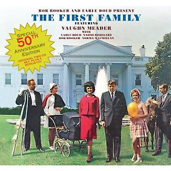 Vaughn Meader - First Family: 50th Anniversary Edition [CD] USA import