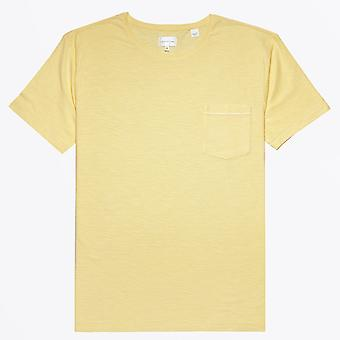Gant Rugger - The Organic Loose Tee - Daisy Yellow