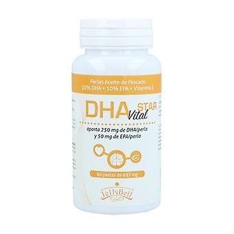 Vital DHA 60 softgels of 697mg
