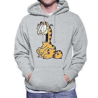 Garfield Mega opgewonden mannen ' s Hooded Sweatshirt